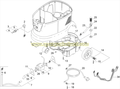 Diagram Of Ring Sizes as well Parts For A Nikota 1300psi High Pressure Washer also 25 Series likewise Pnp Npn Wiring additionally Table Saw Craftsman Model 113 221611 Parts. on wiring diagram of direct online